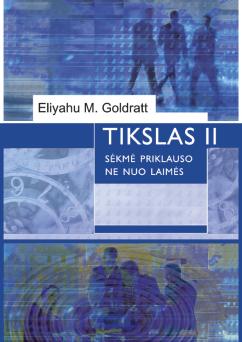 Eliyahu M. Goldratt - Tikslas II