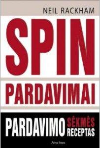 Neil Rackham - Spin pardavimai